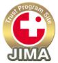 <認定番号 JM01014-090218> マークをクリックすれば、認証情報が確認できます。