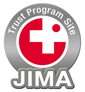 <認定番号 JM03087-140415 マークをクリックすれば、認証情報が確認できます。